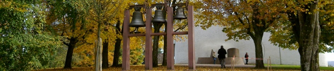 Bells at Le Corbusier church