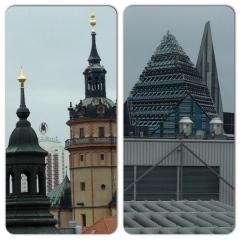 Rooftops in Leipzig