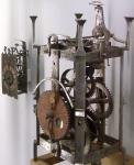 15C clock, Basel museum