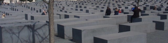 Holocaust memorial,Berlin