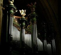 Organ in Aix-en-Provence
