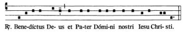 Ps Tone VIII Gregorian Missal