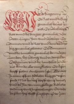 Schwych Charter