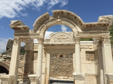 Ephesus: looks like bits of this one have already been lifted.