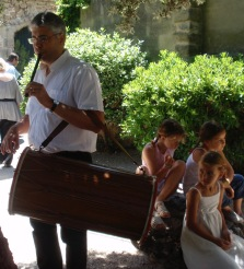 Musicien, Sérignan