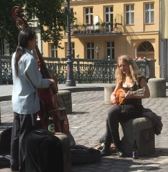 Duo in Berlin