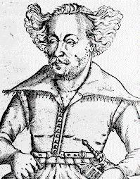 Johann Schein. Image: wikimedia