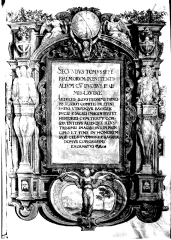 Coversheet of Book II of the Lassus Psalms